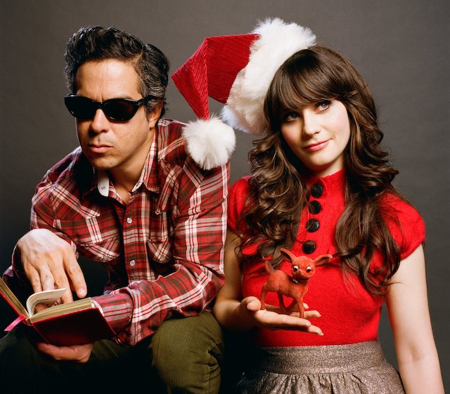 Feist, Sia, and She & Him get into the holiday giving spirit ...