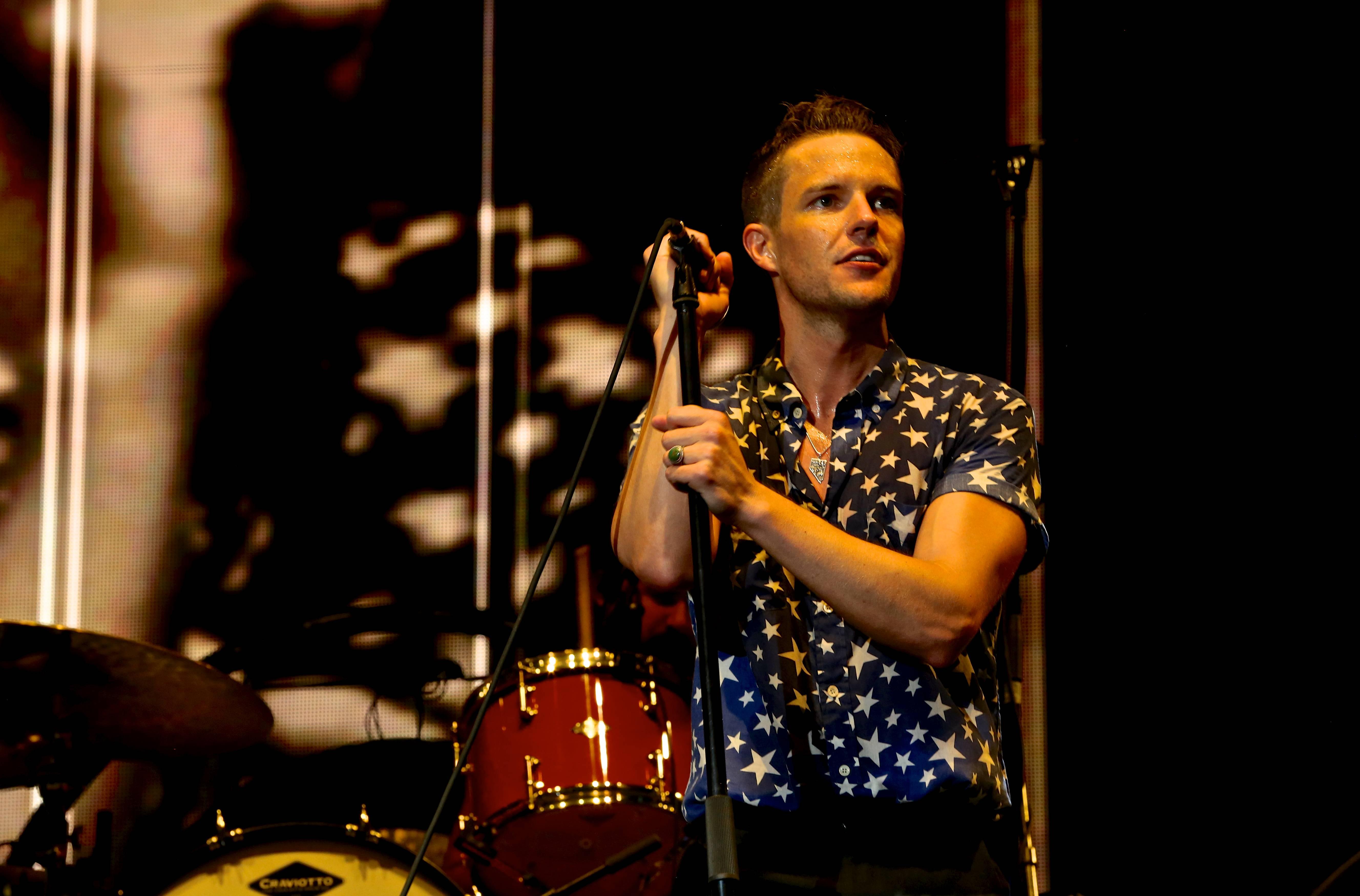 Lollapalooza 2013 Day One: The Killers, Atlas Genius, Rock
